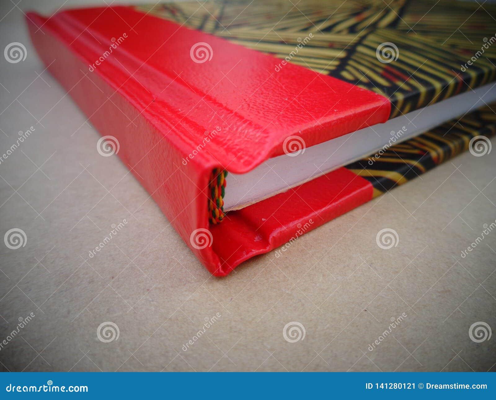 Introligatorstwo notatnik