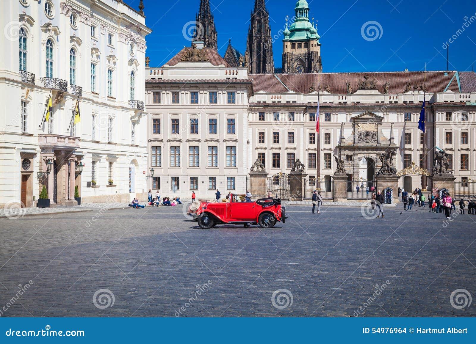 Intryck av Prague