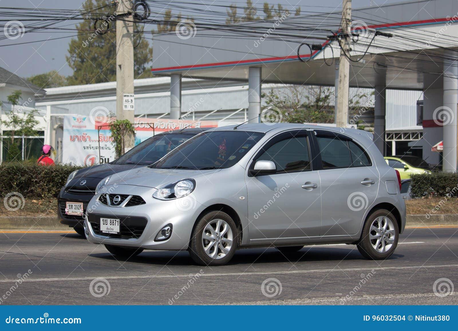 Intymny Eco samochodowy Nissan Marzec
