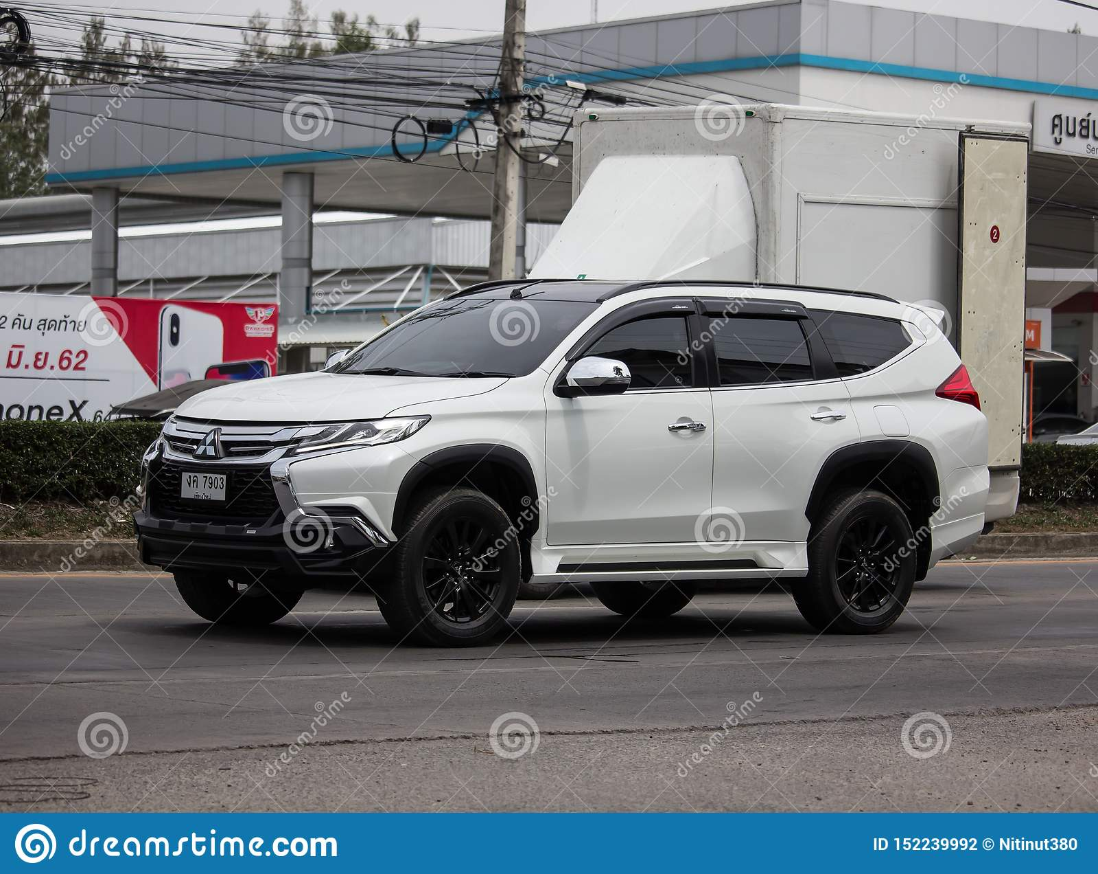 Intymny Mitsubishi Pajero Suv samoch?d