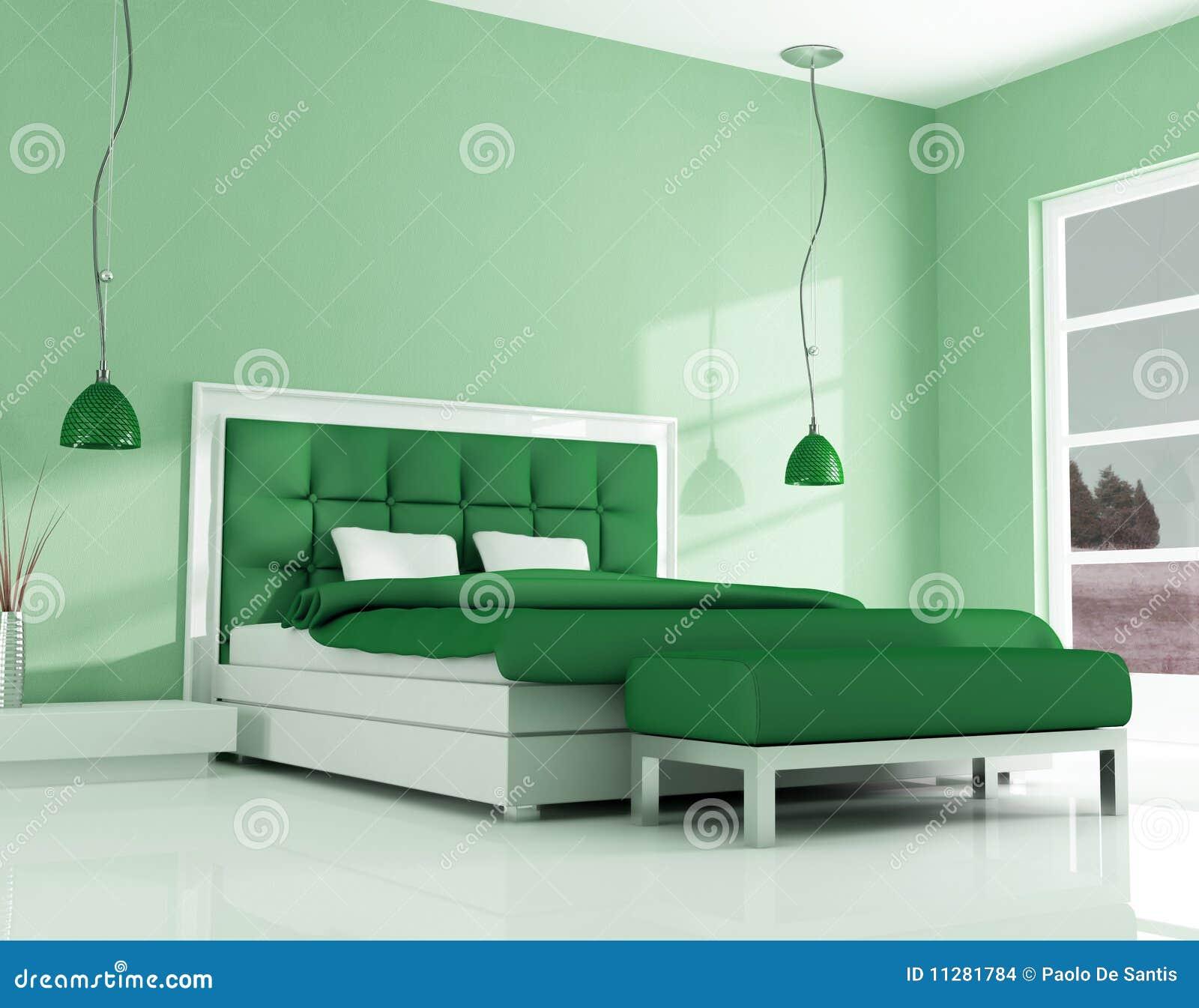Inverdica la camera da letto moderna illustrazione di - Camera da letto moderna ...