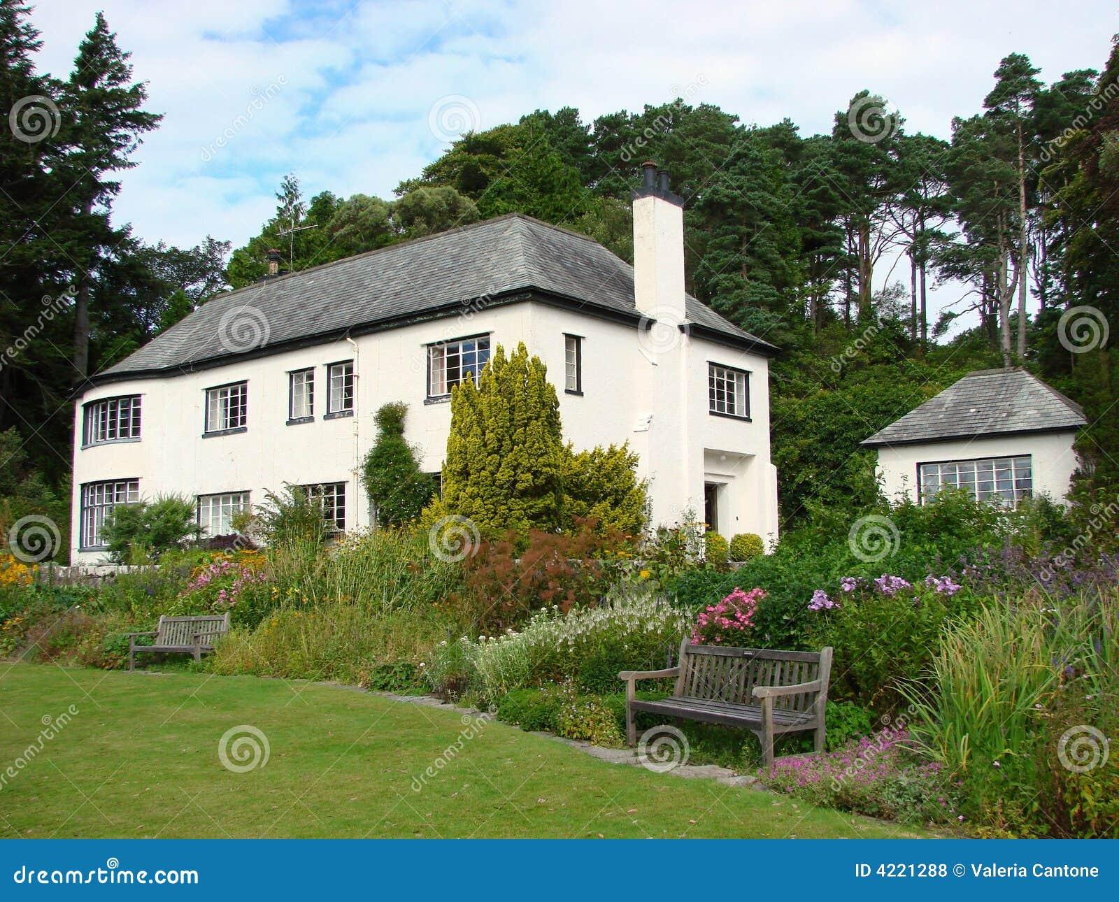 Inverewe House and Gardens, Scotland