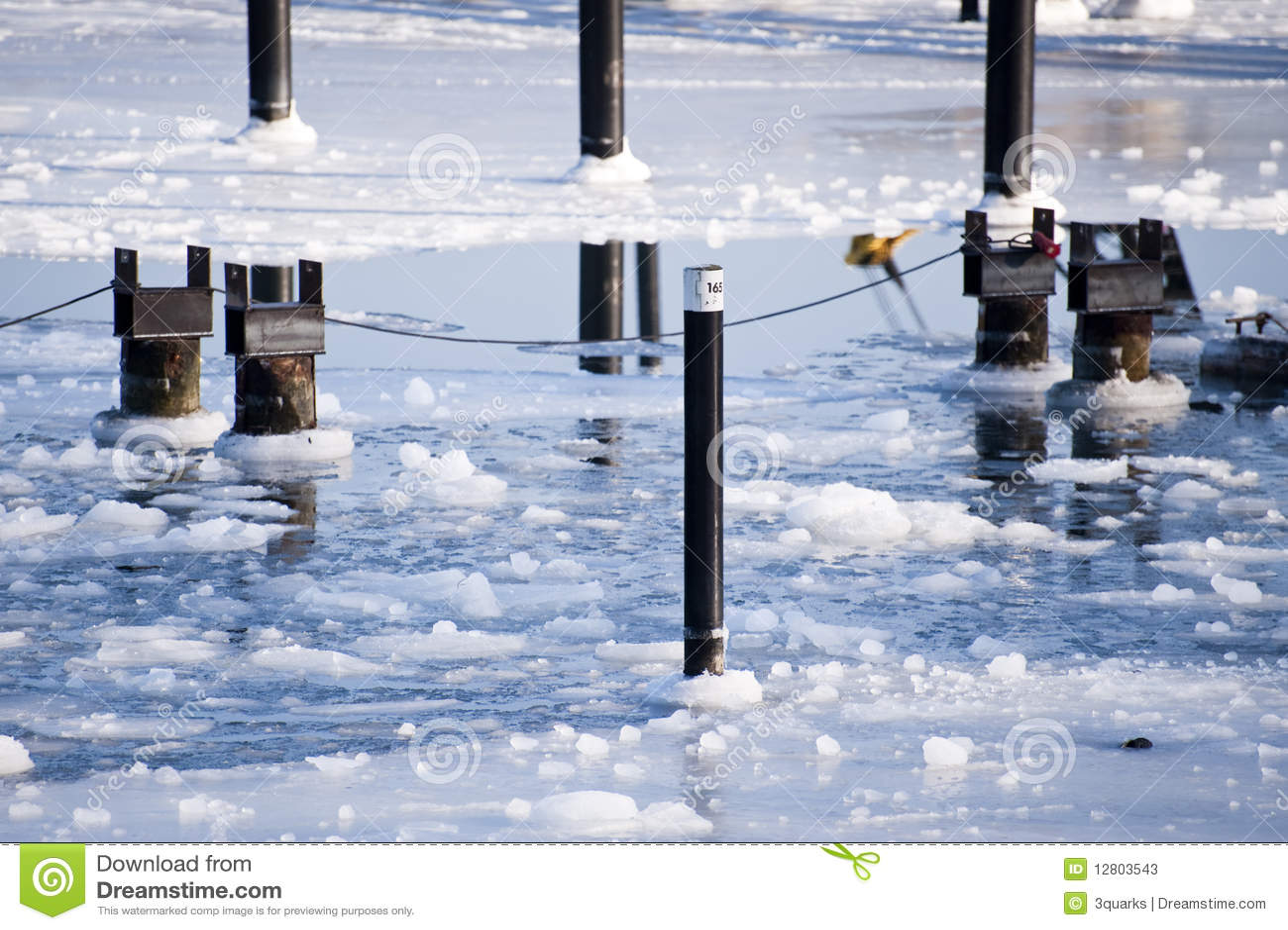 Inverno gelado