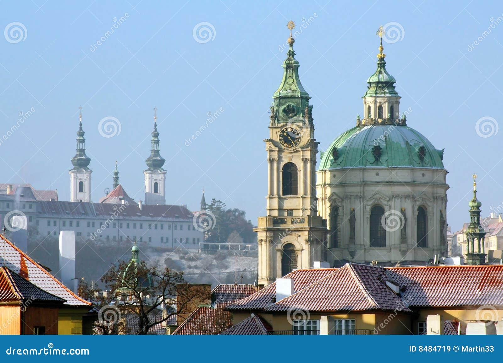 Inverno Praga