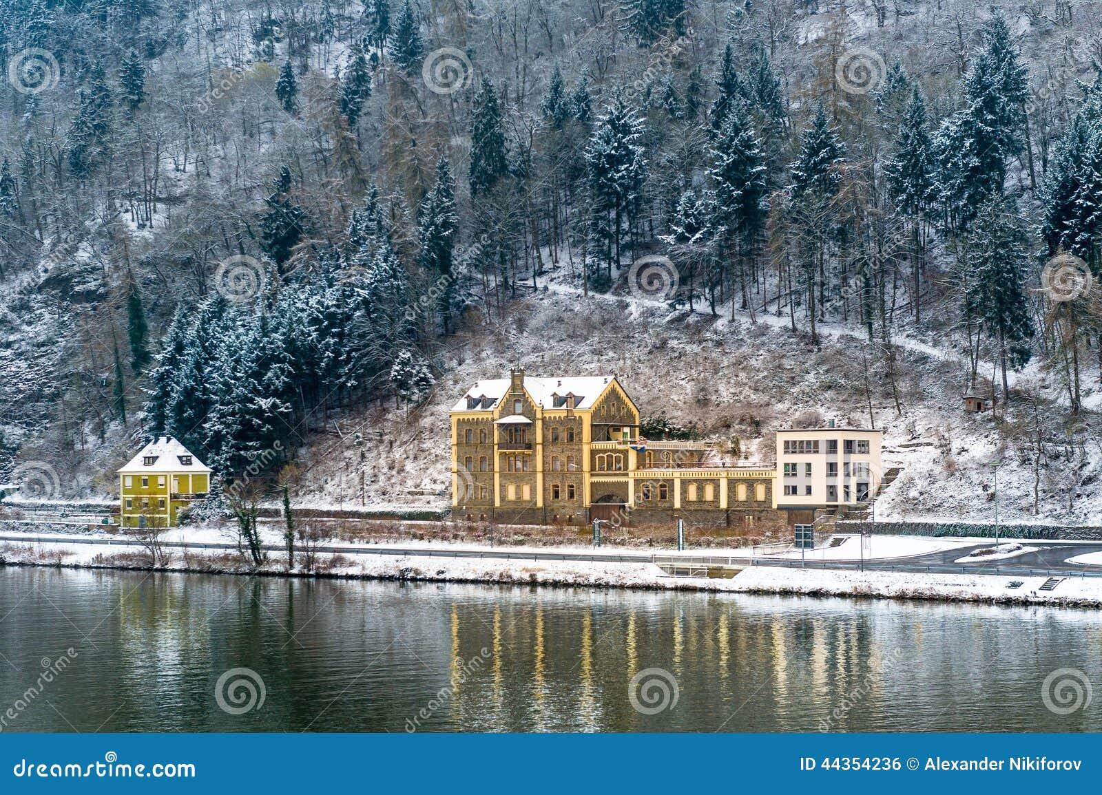 Inverno in Traben-Trabat