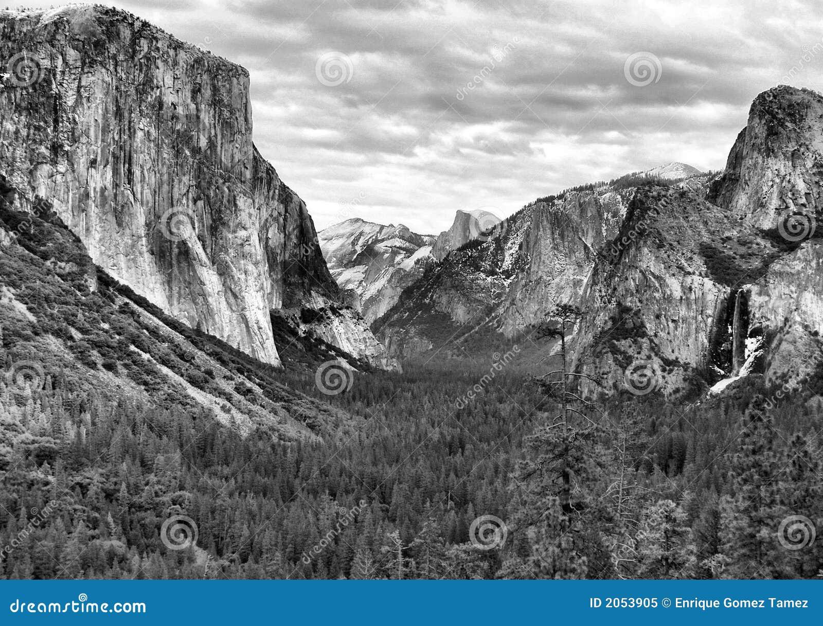 Inverno a Yosemite