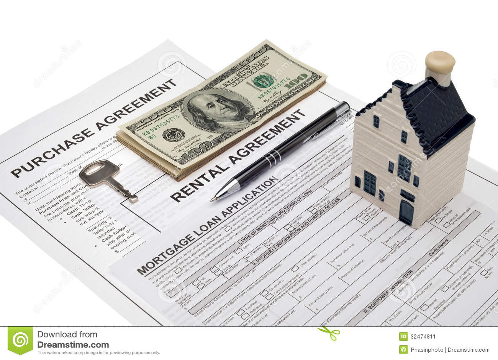 Inversión de la propiedad y cepillado financiero