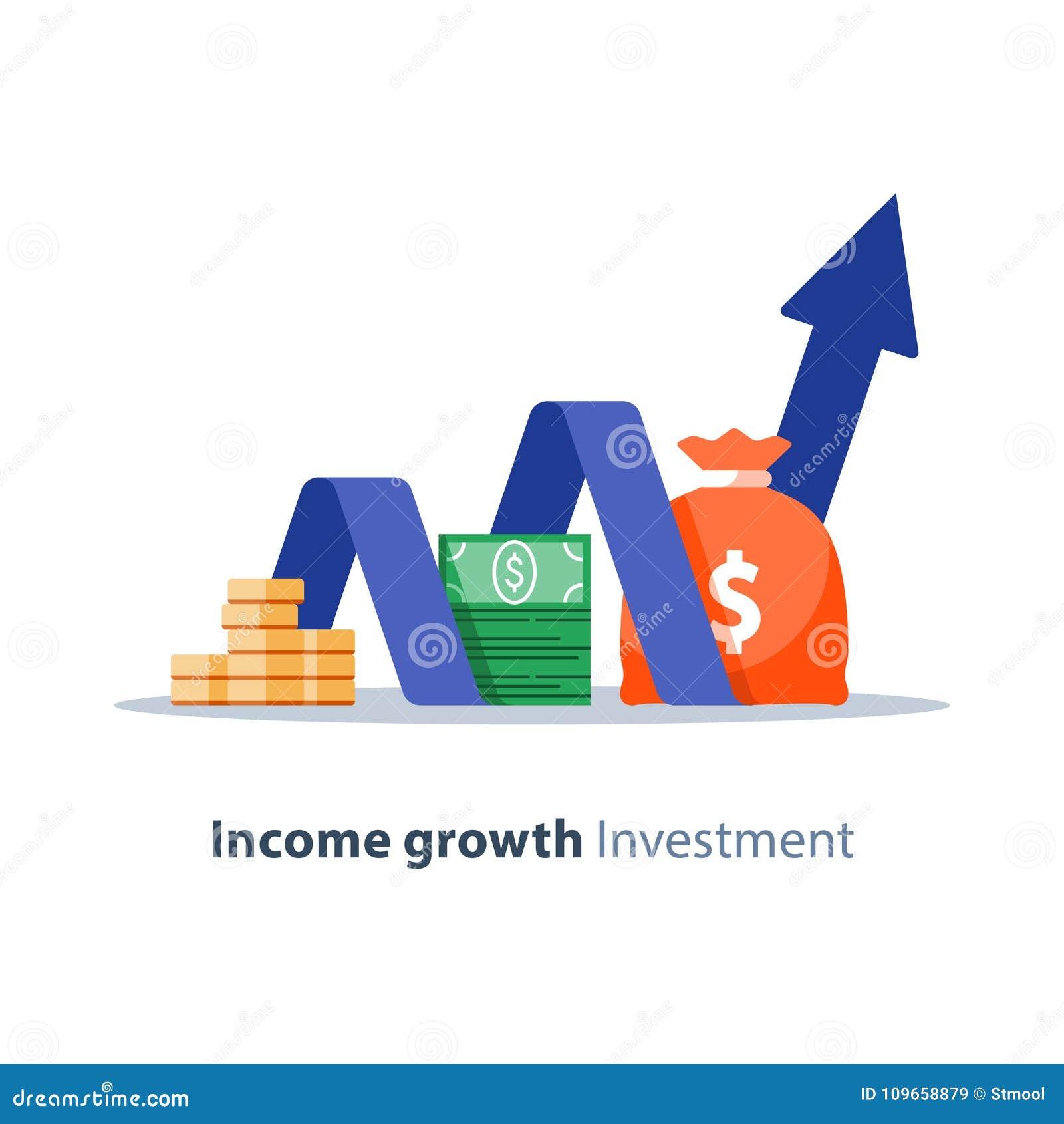 Inversión financiera, fondo de jubilación, servicios bancarios, plan del presupuesto, informe de las finanzas, crecimiento de la