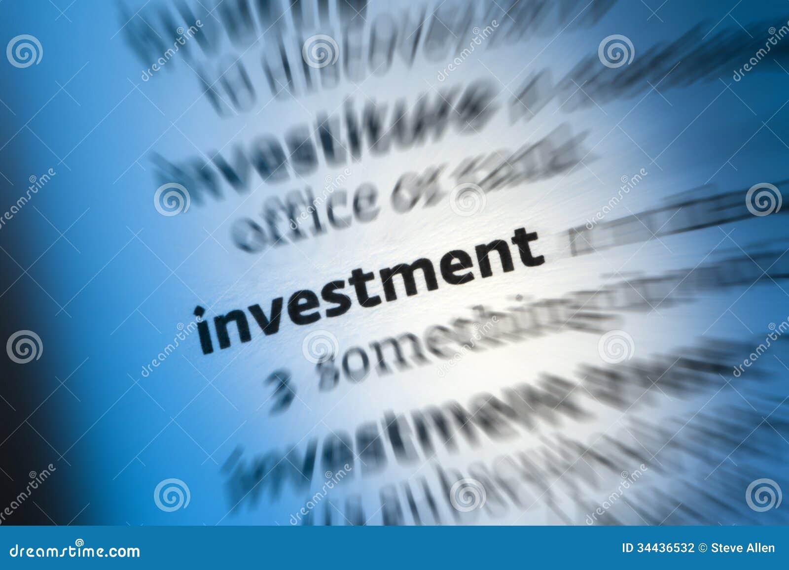 Inversión - finanzas