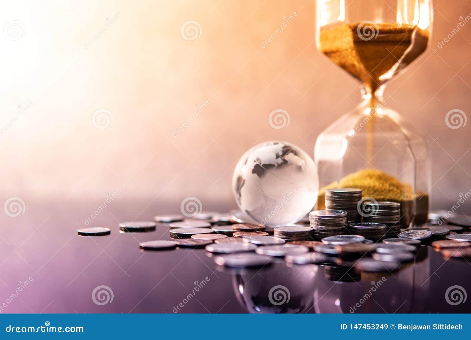 Inversi?n empresarial global Concepto de la abundancia
