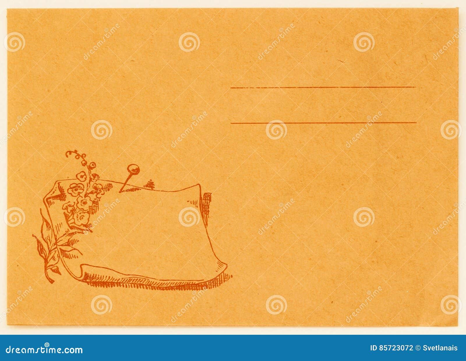 Inverso della cartolina d annata Spazio in bianco di Grunge backside Struttura (di carta) increspata Con il posto il vostro testo