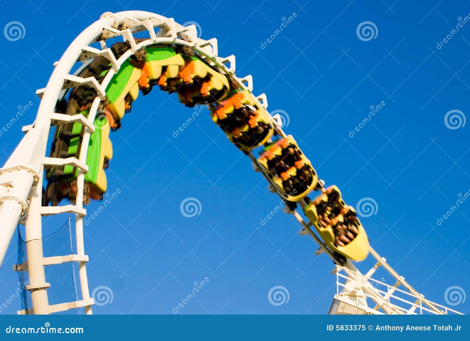 Inverterad rollercoaster