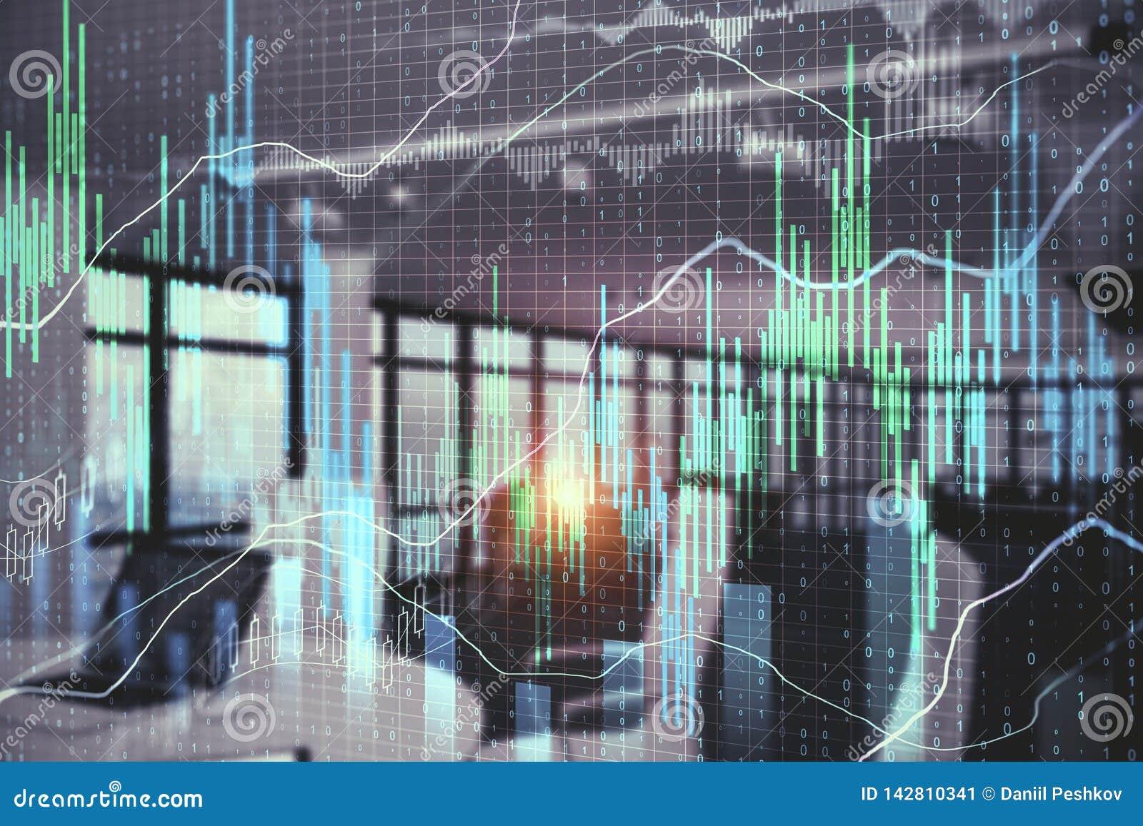Investeer en voorraadconcept