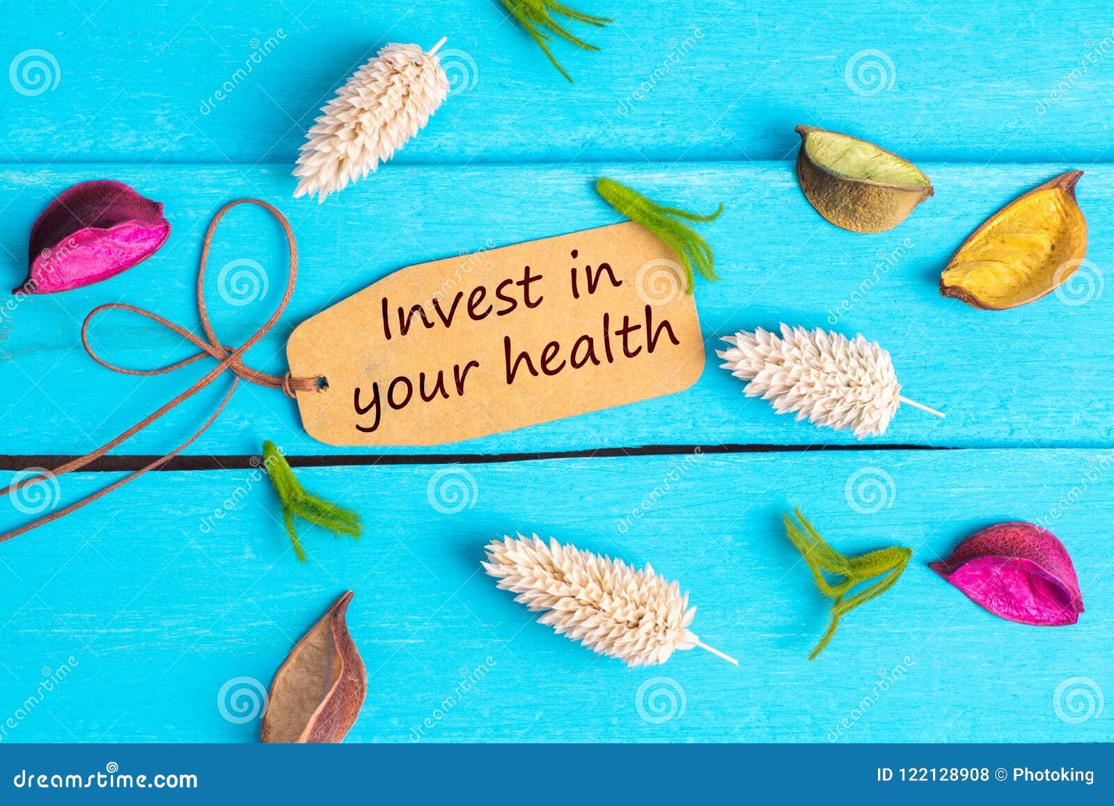 Investeer in uw gezondheidstekst op document markering
