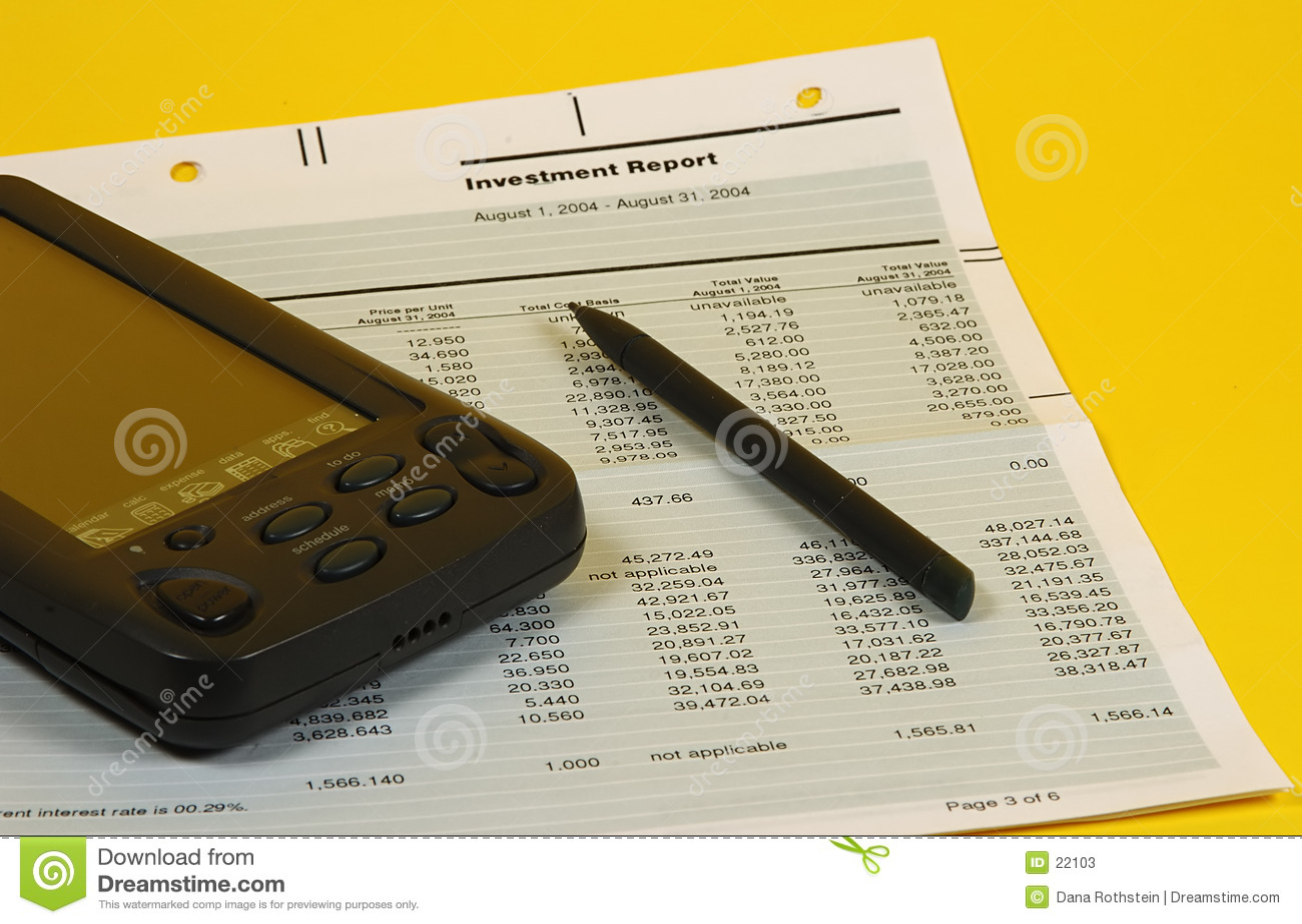 Investeringrapport