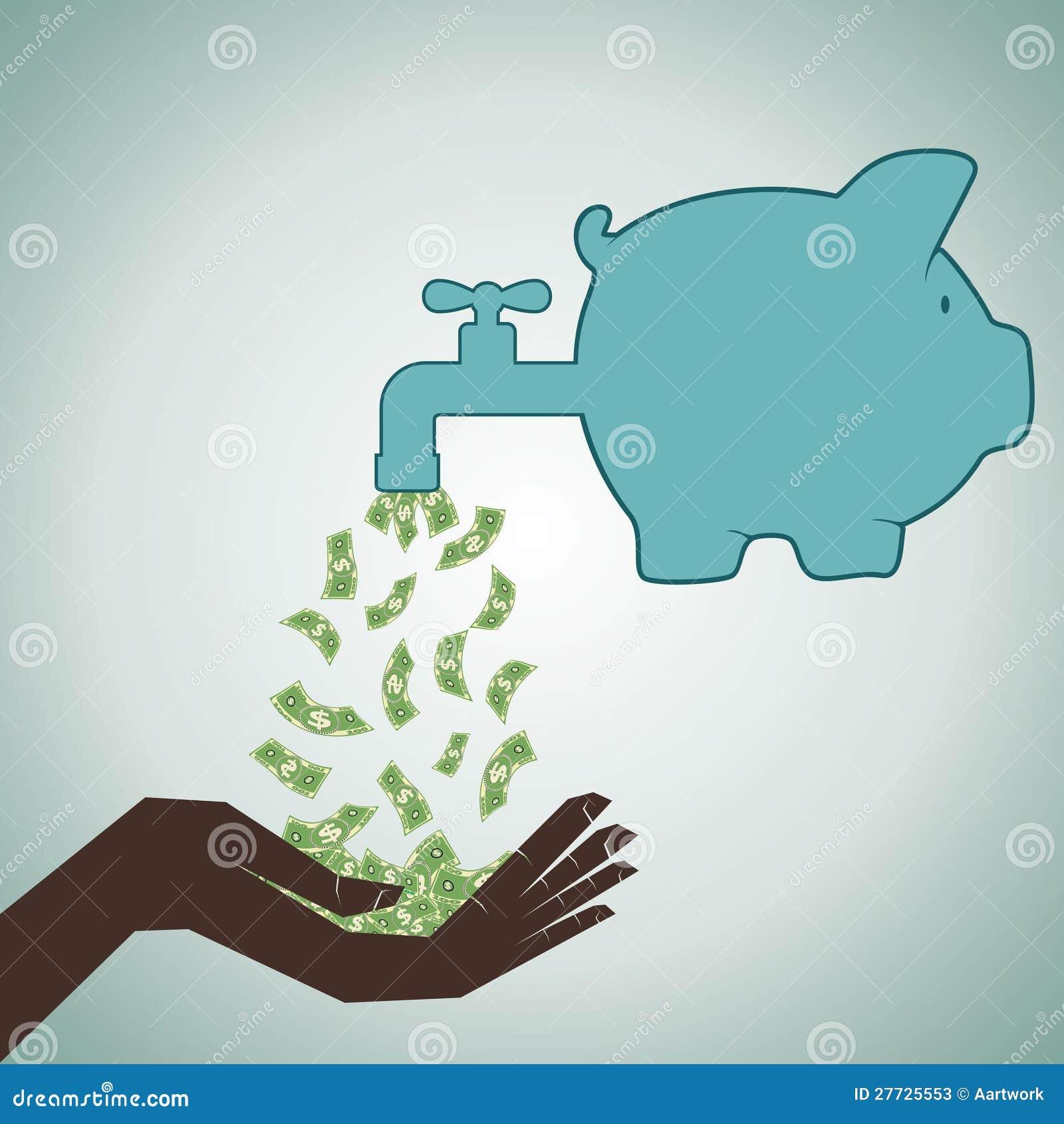 Investieren Sie Ihr Speichergeld