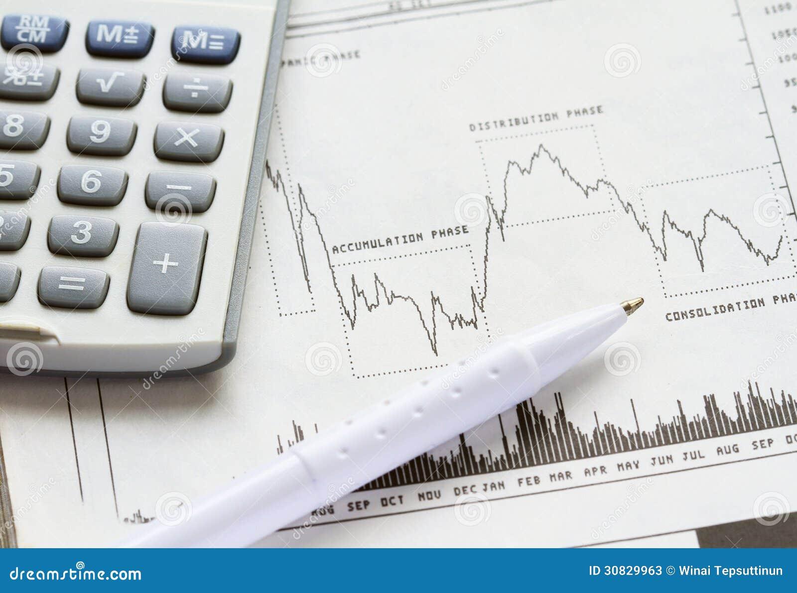 Investimento del mercato azionario