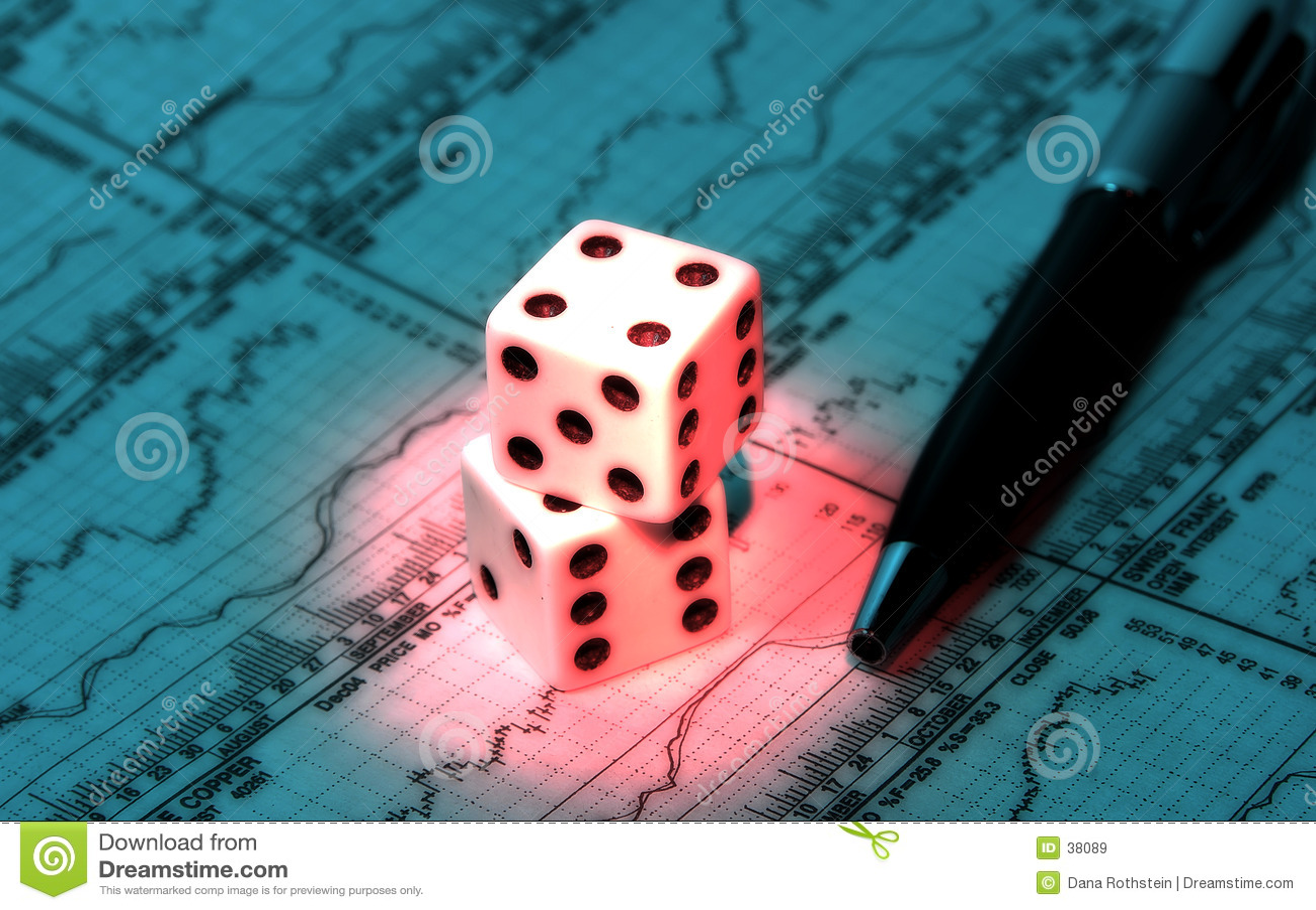 Investitions-Glücksspiel