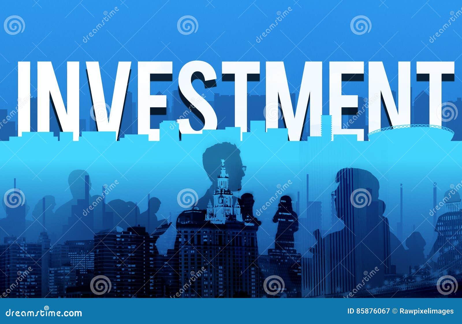 Investment Business Financial Risk Management Concept