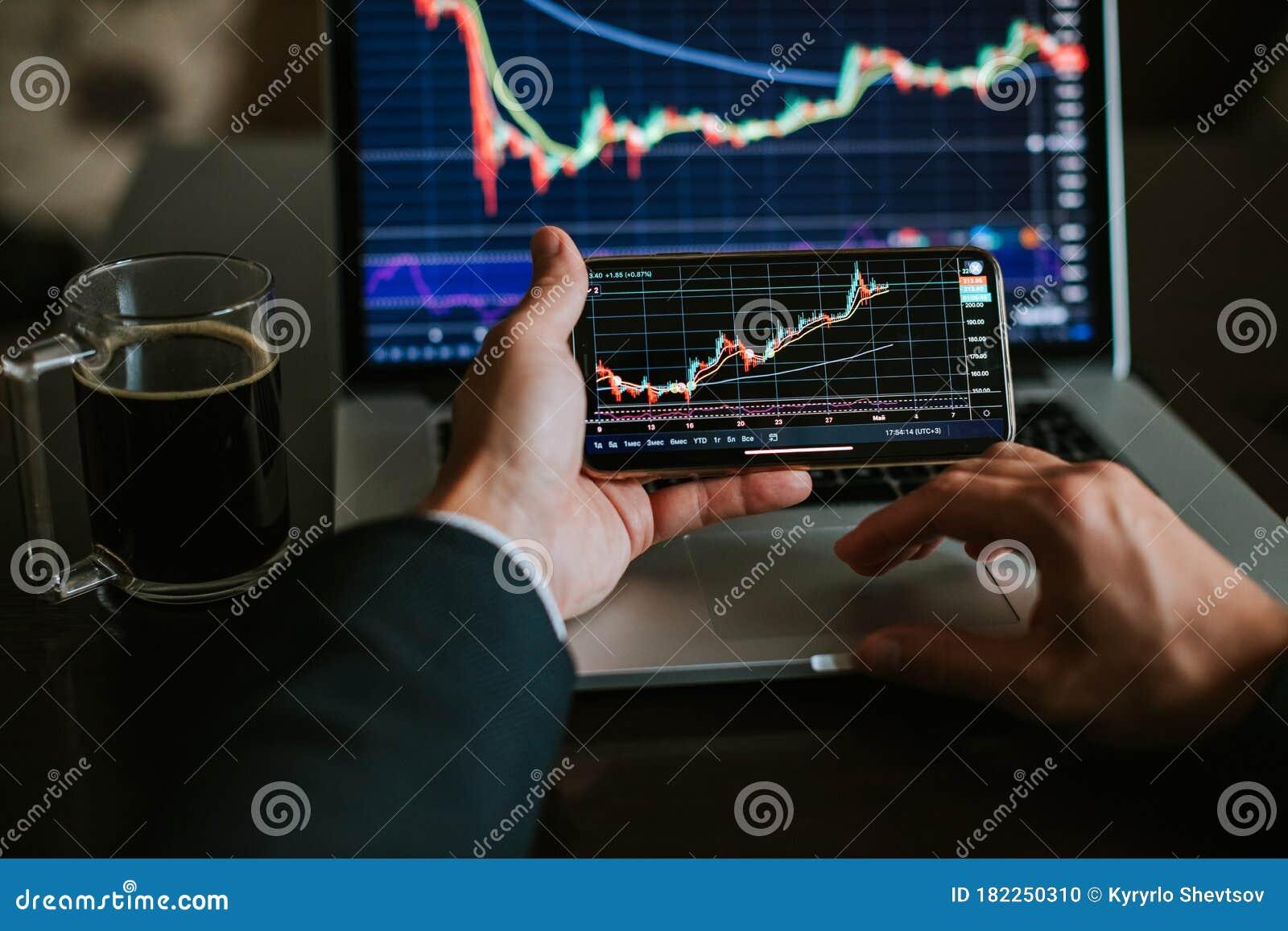 bitcoin stockbrokers)