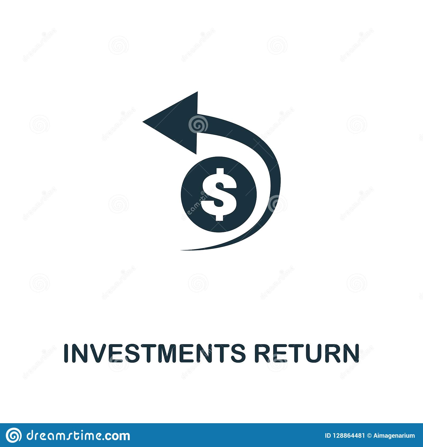 Investments Return Icon Premium Style Design From Crowdfunding Icon Collection Ui And Ux Pixel Perfect Investments Return Icon Stock Illustration Illustration Of Profit Business 128864481