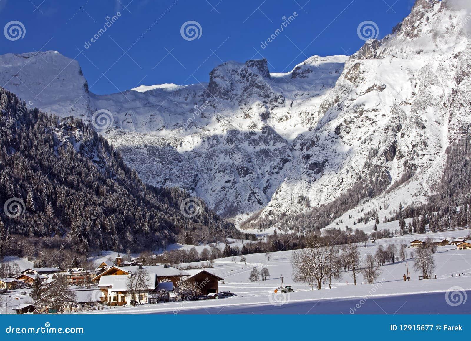 Invierno en las montan@as