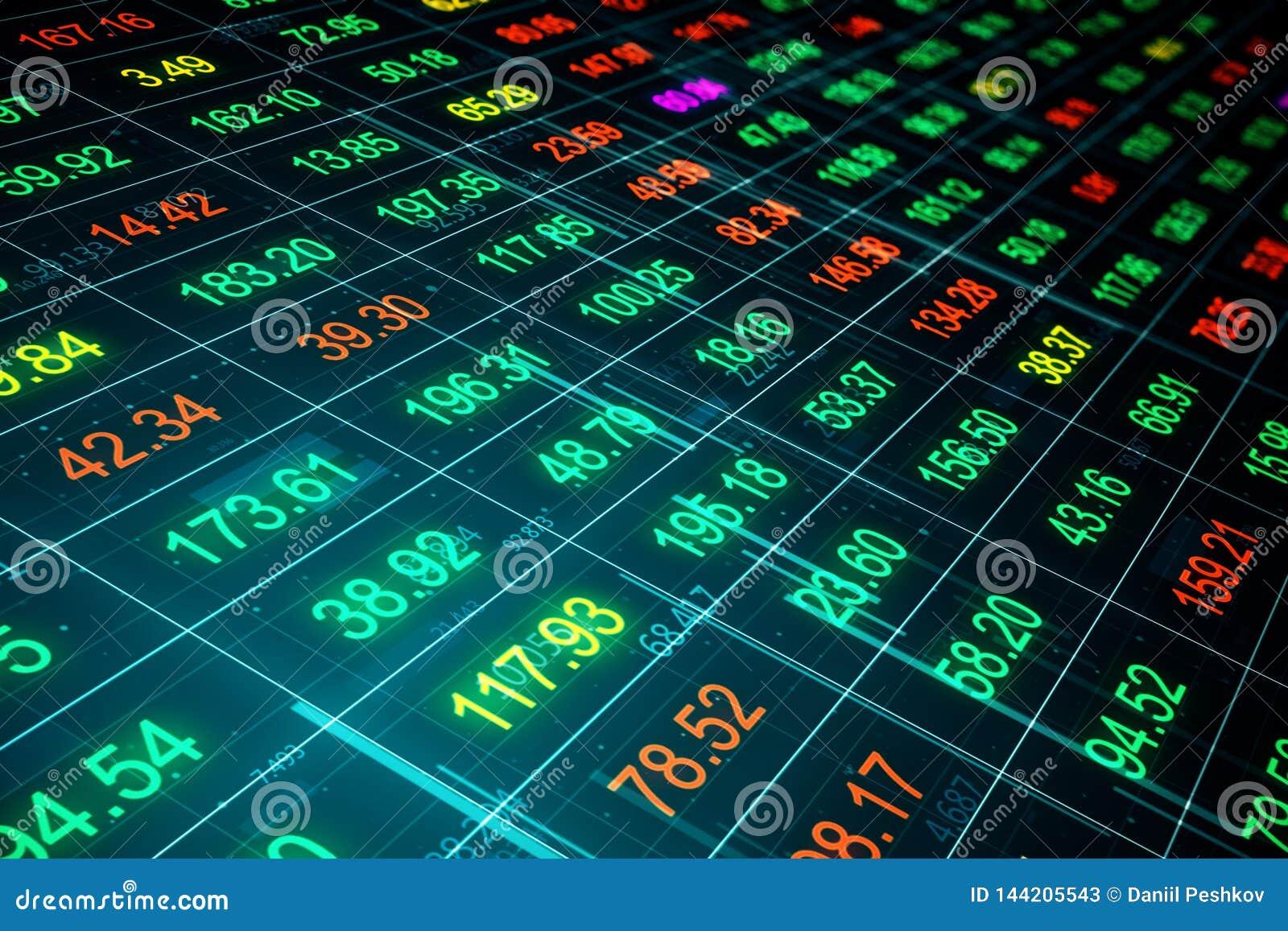 Invierta y el concepto comercial