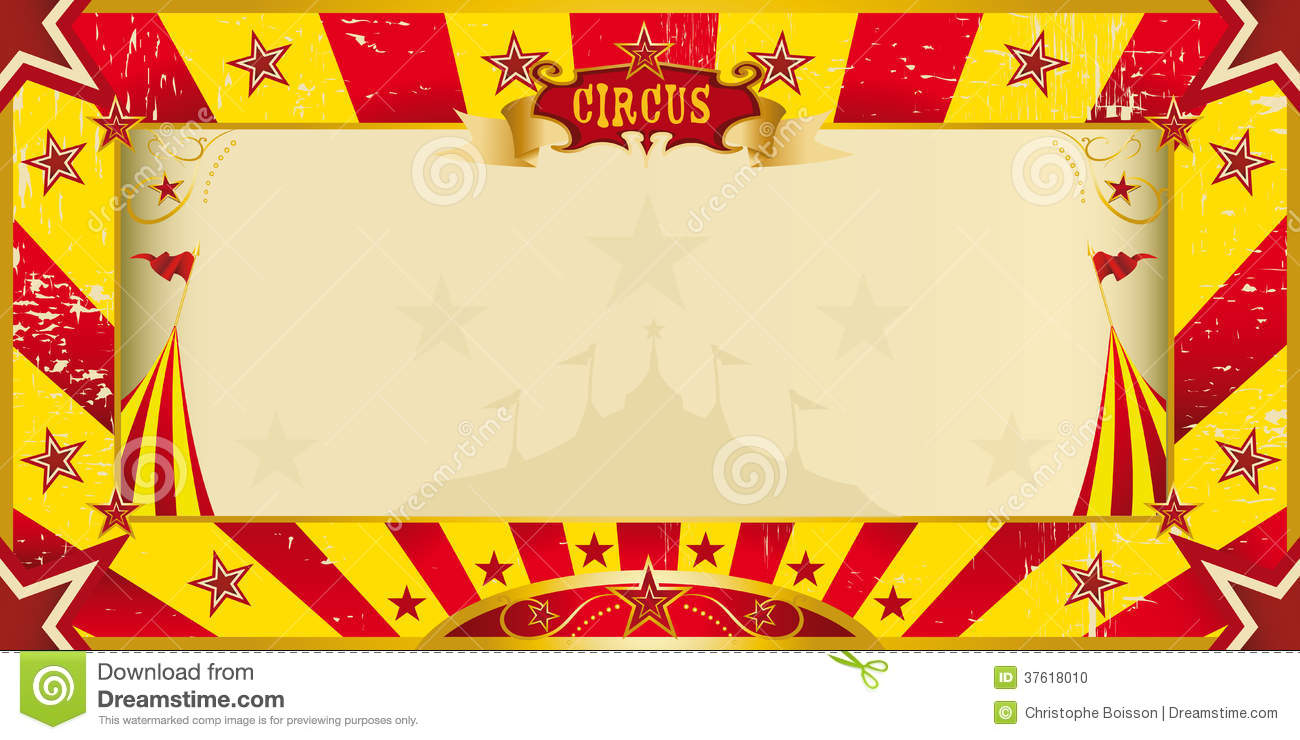 Circus Party Invitation Template is perfect invitation example