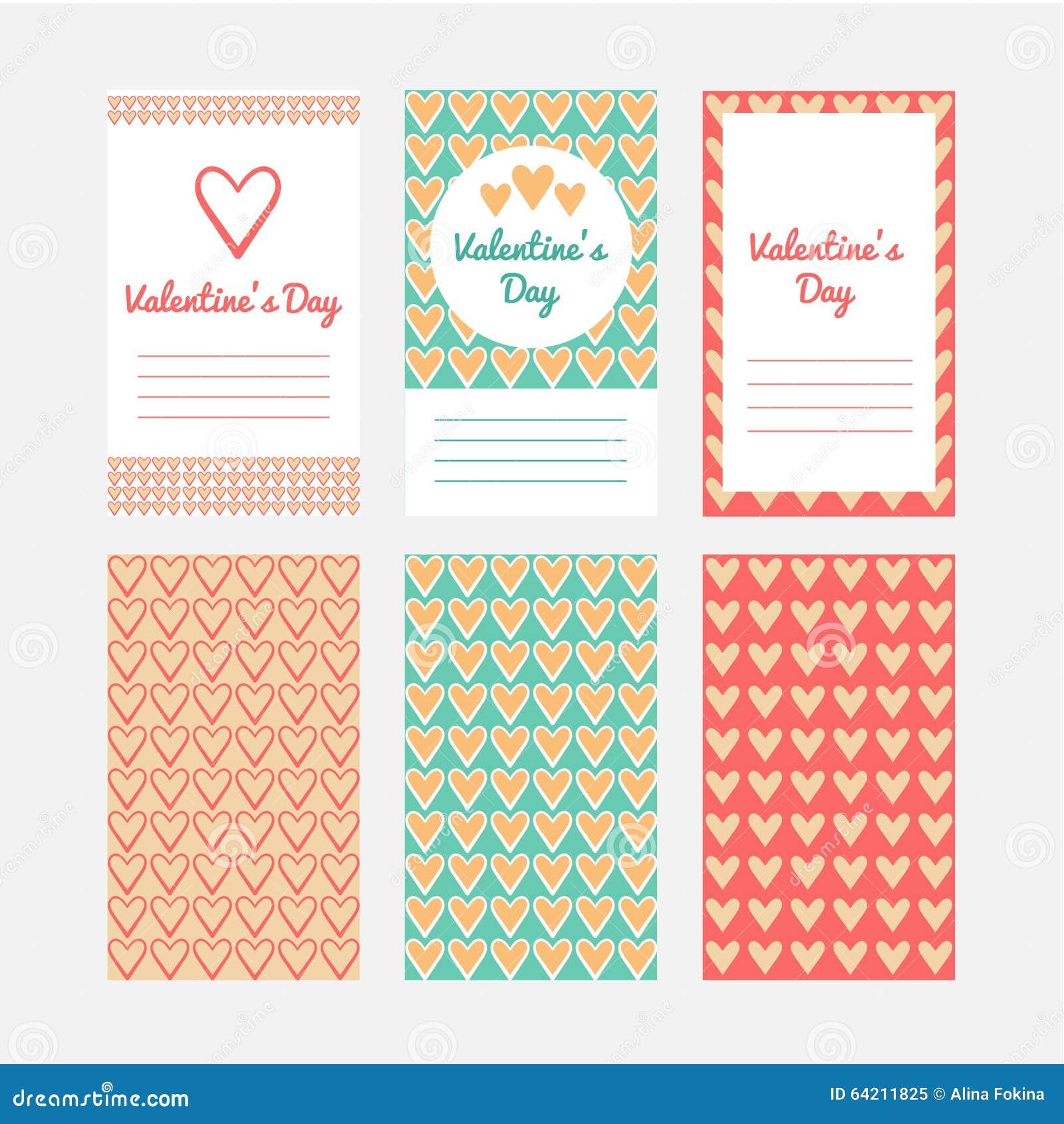 Invitación a un día de tarjetas del día de San Valentín