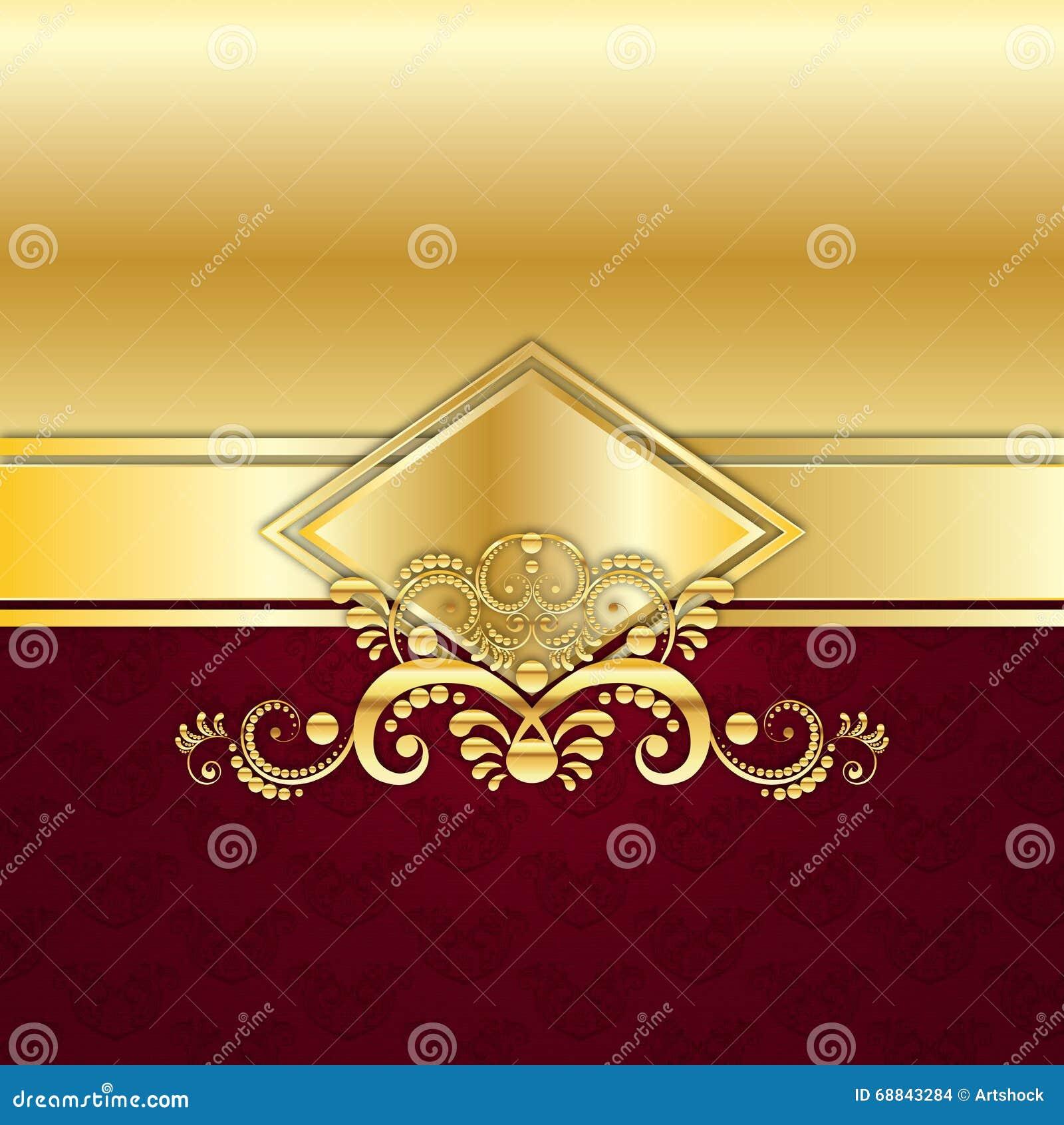 Invitation Card Design Stock Illustration Illustration Of