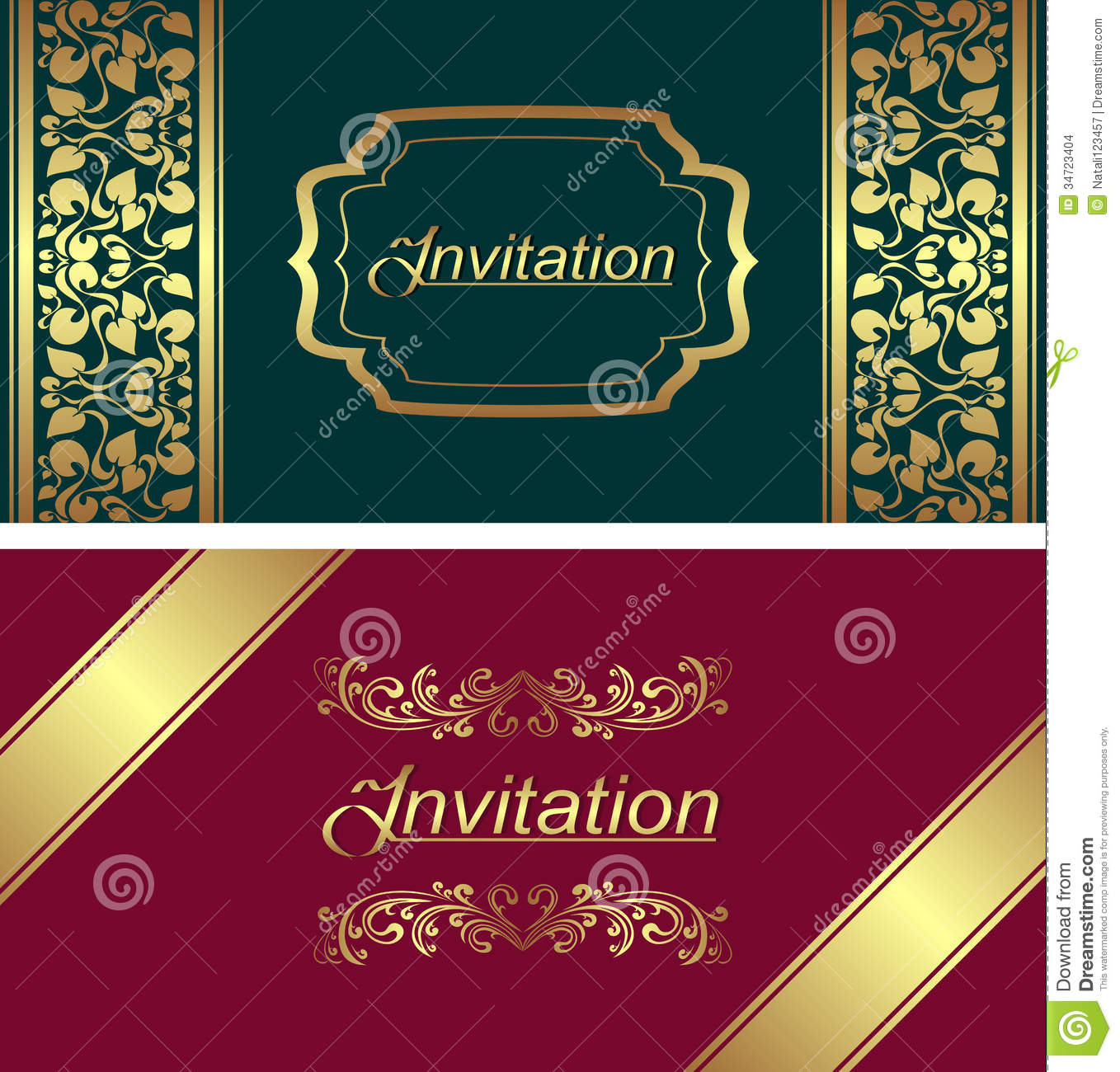 Satisfactory image intended for printable invitation card stock