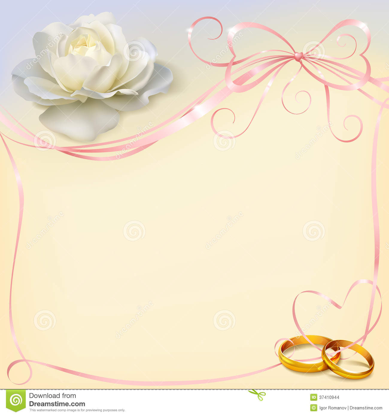 Invitation Card Stock Images Image 37410944