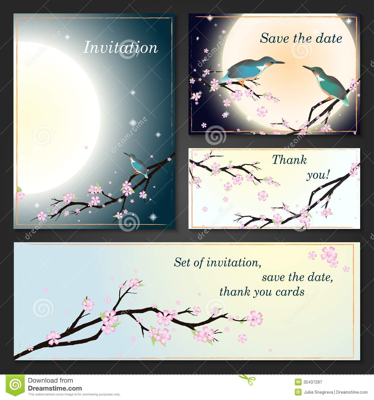 thank you flyer template free