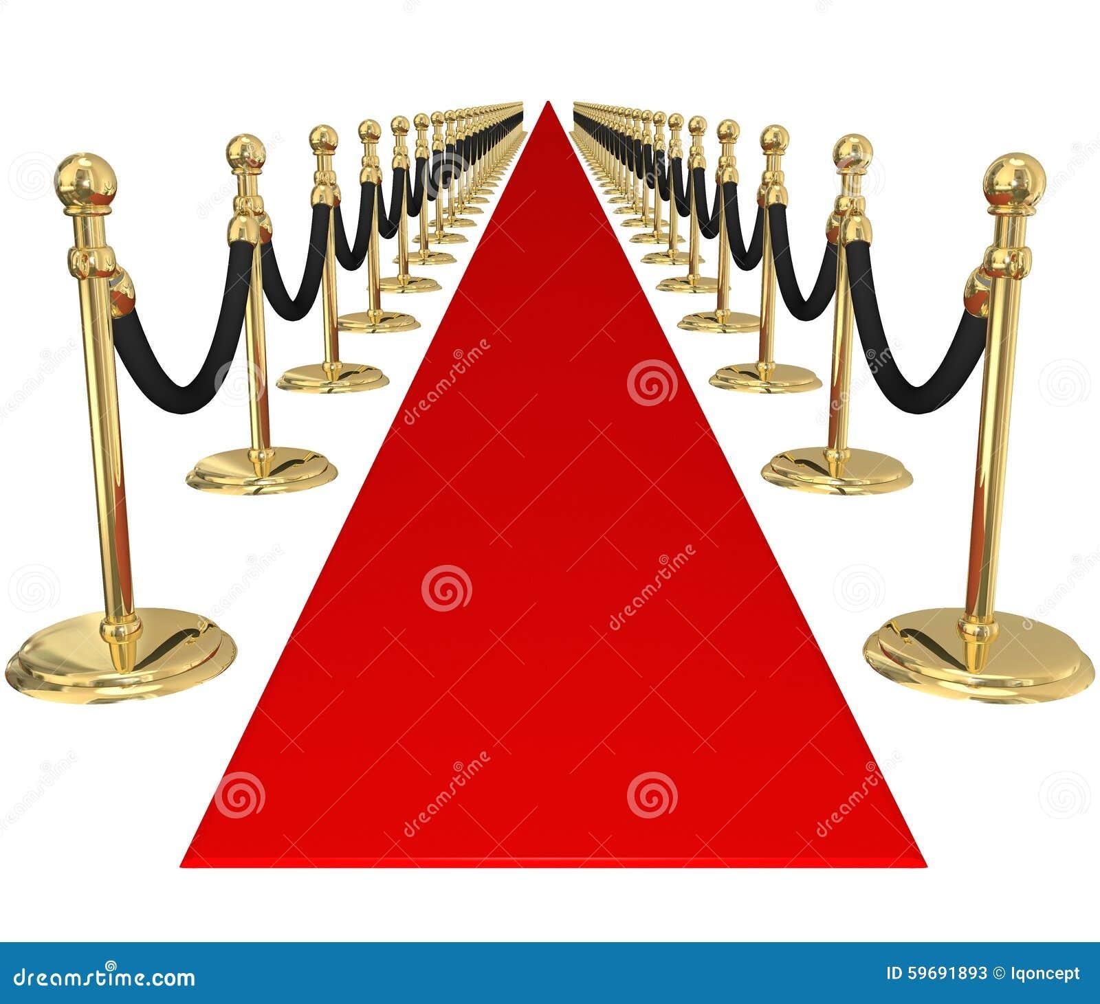 Célèbre Invitation Exclusive D'événement De Partie Des Supports VIP D'or  VP36