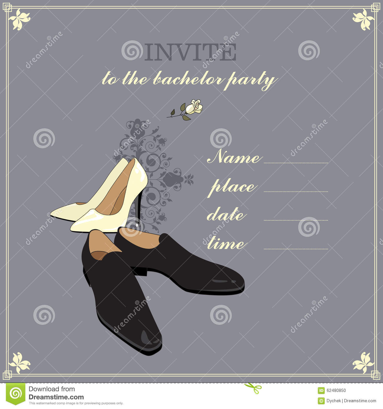 bachelor party invitation cards design - Picture Ideas References