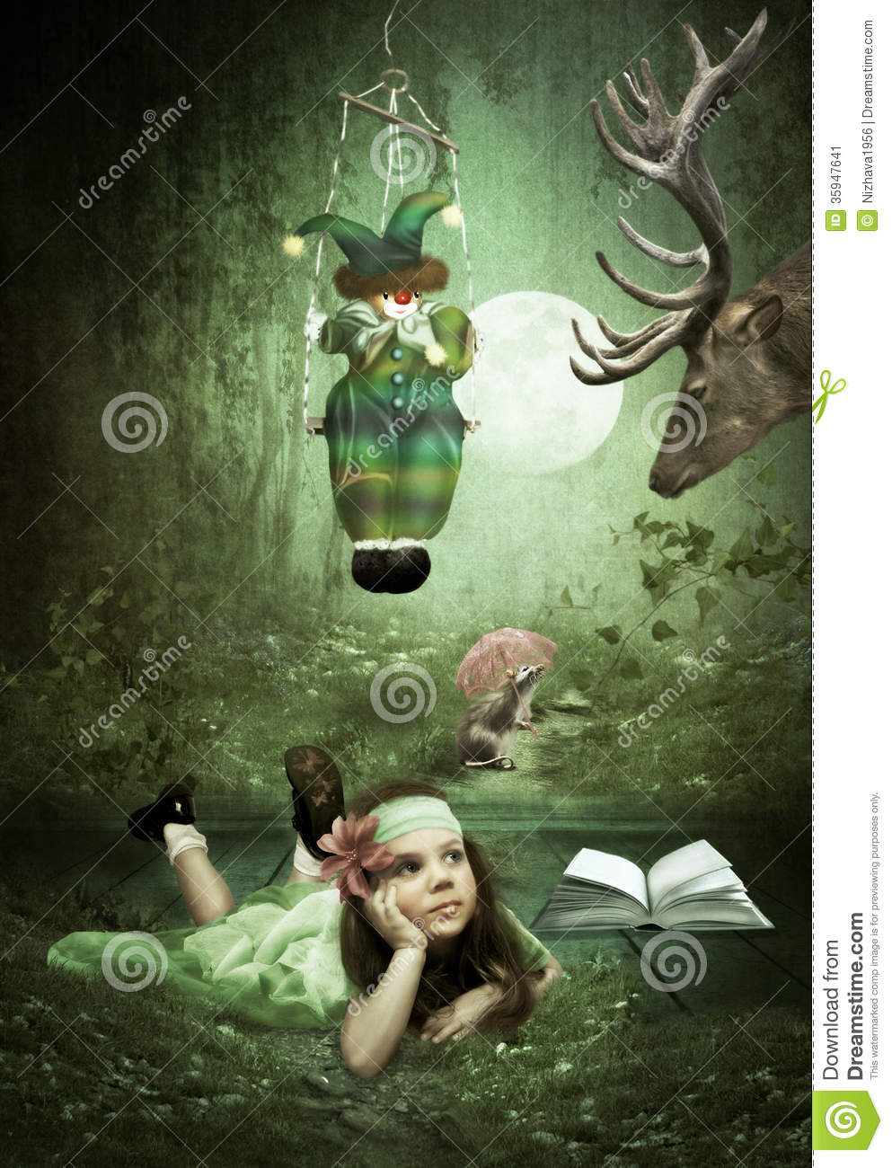 Dream interpretation Fairy-tale characters, what dream fairy-tale characters in a dream to see 95