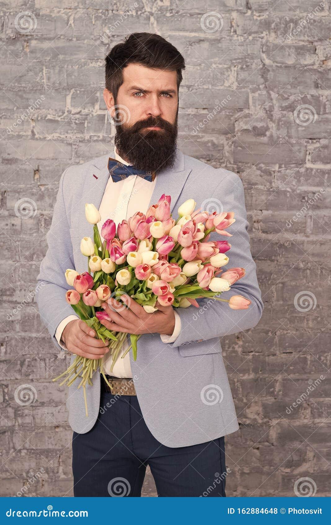 Dating Man Flower