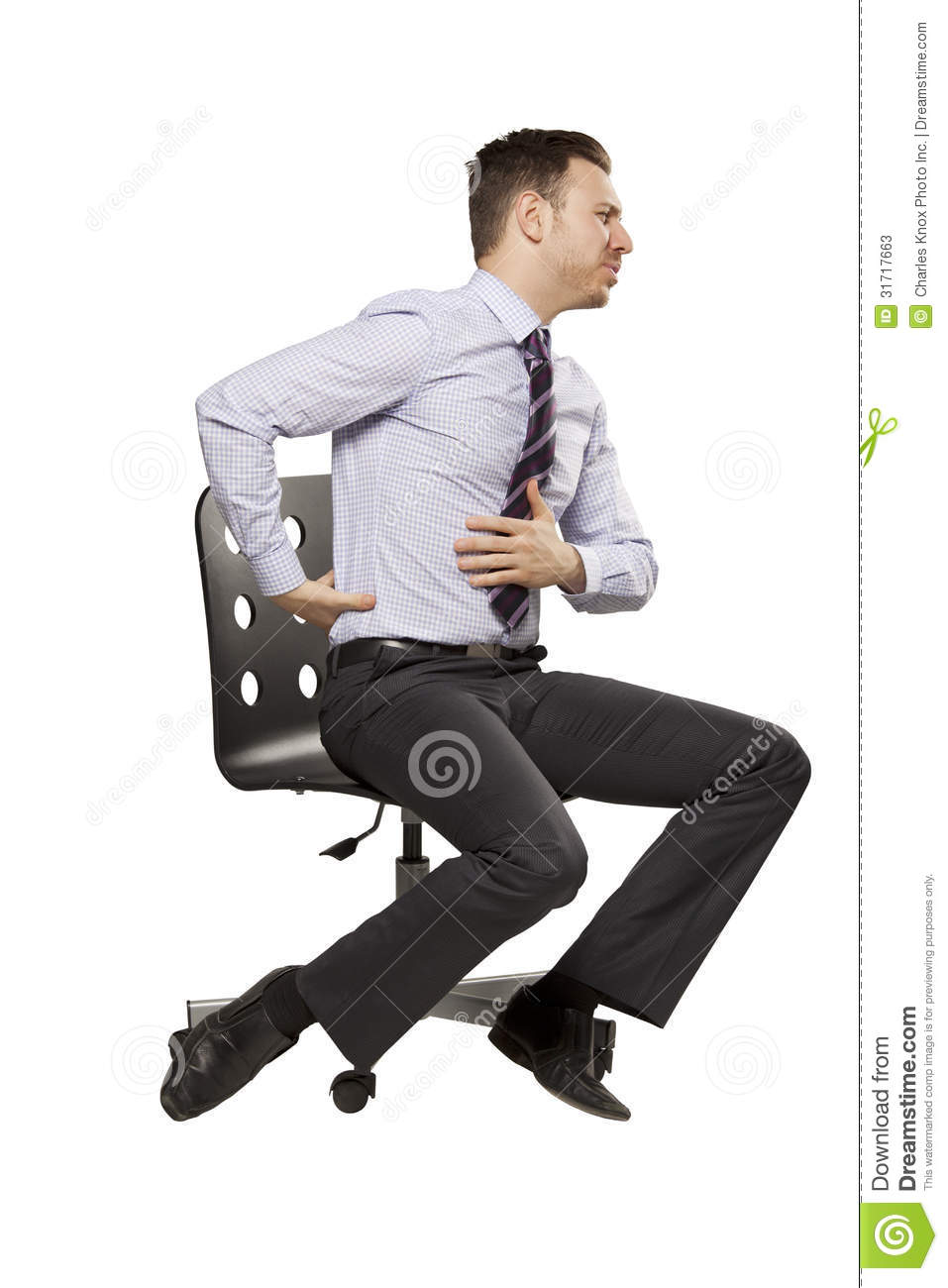 Inviting business man sitting on chair stock photos for Sitting chairs