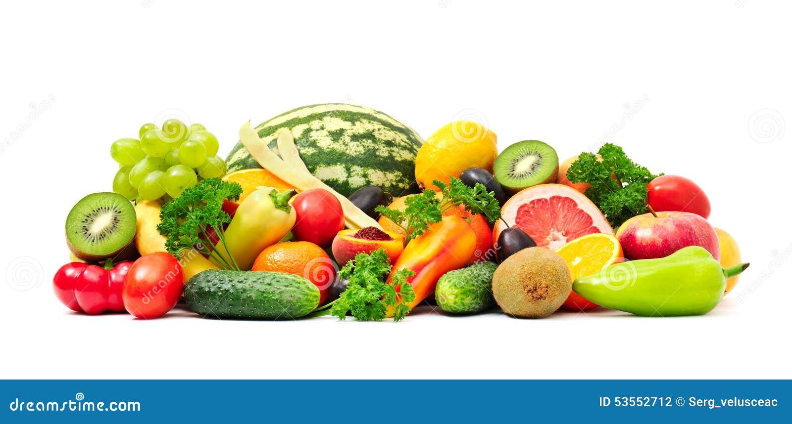 Inzamelingsfruit en groenten