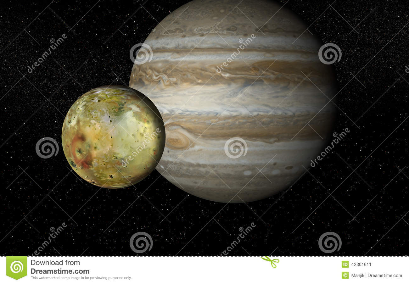 solar system picture all jupiter moon - photo #16