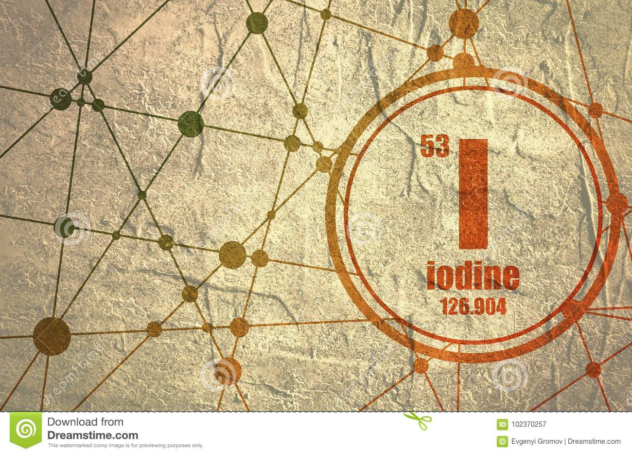 Iodine chemical element stock illustration illustration of quantum download iodine chemical element stock illustration illustration of quantum 102370257 urtaz Images