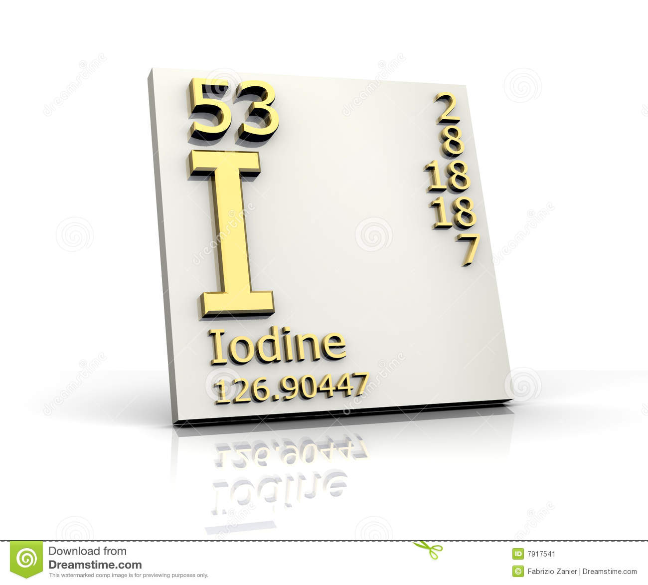 Iodine form periodic table of elements stock image image 7917541 royalty free stock photo download iodine form periodic table gamestrikefo Choice Image