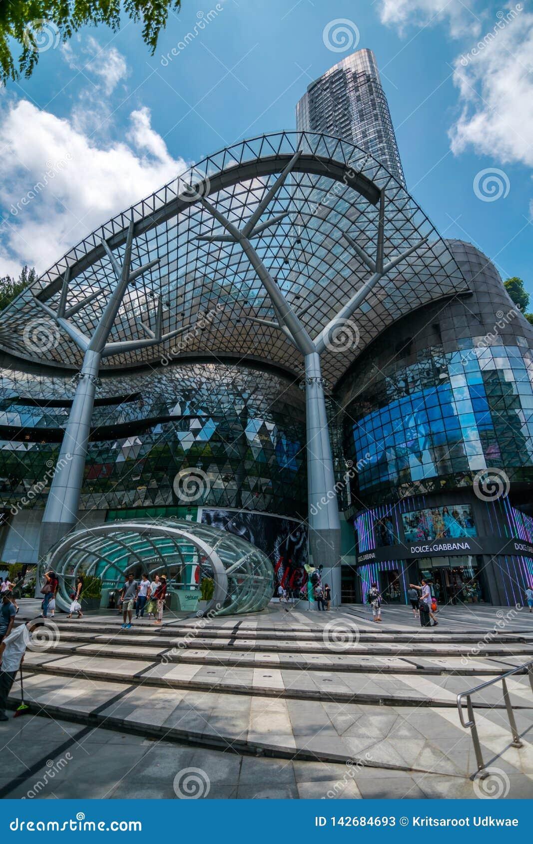 ION Orchard Mall, Singapura