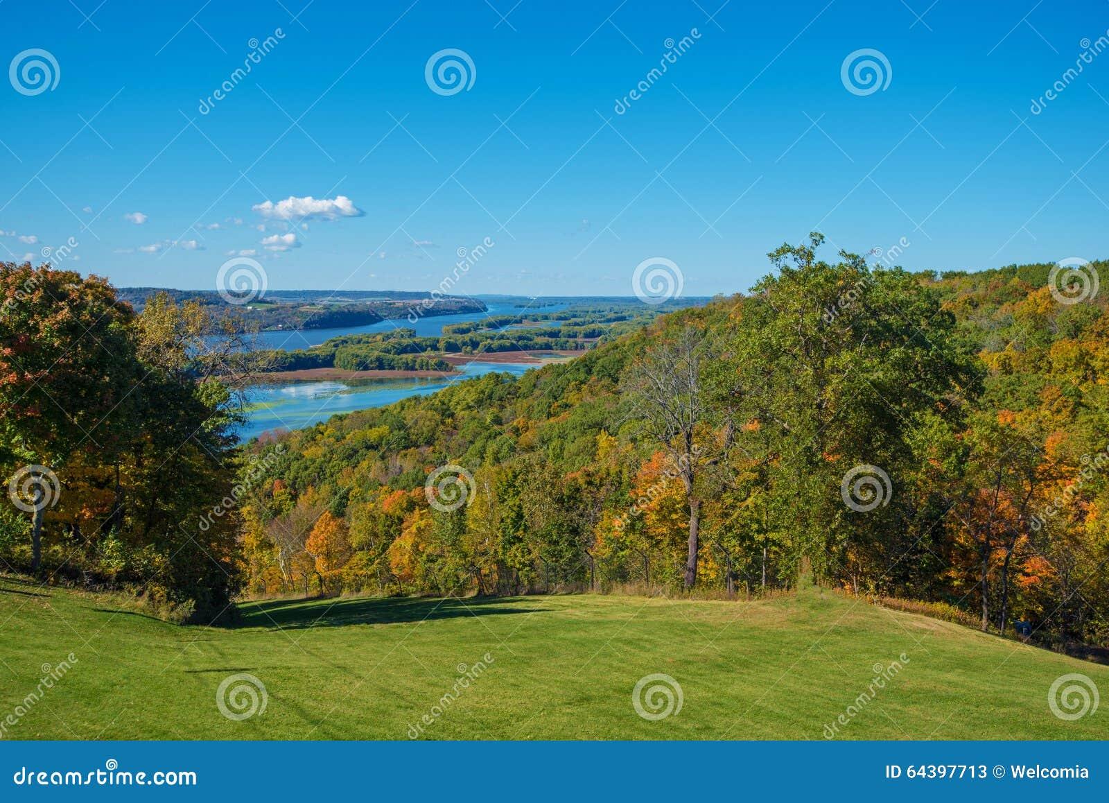 Iowa Mississippi River