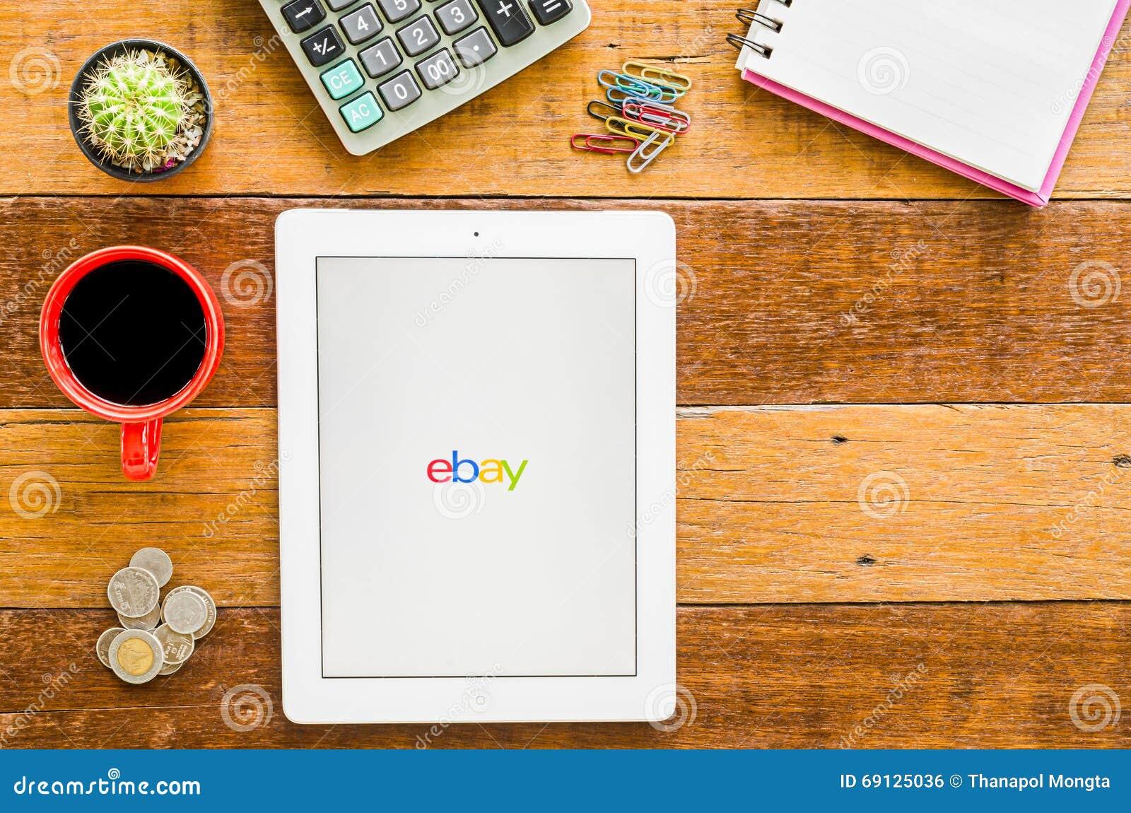 IPad 4 öppna ebay apps