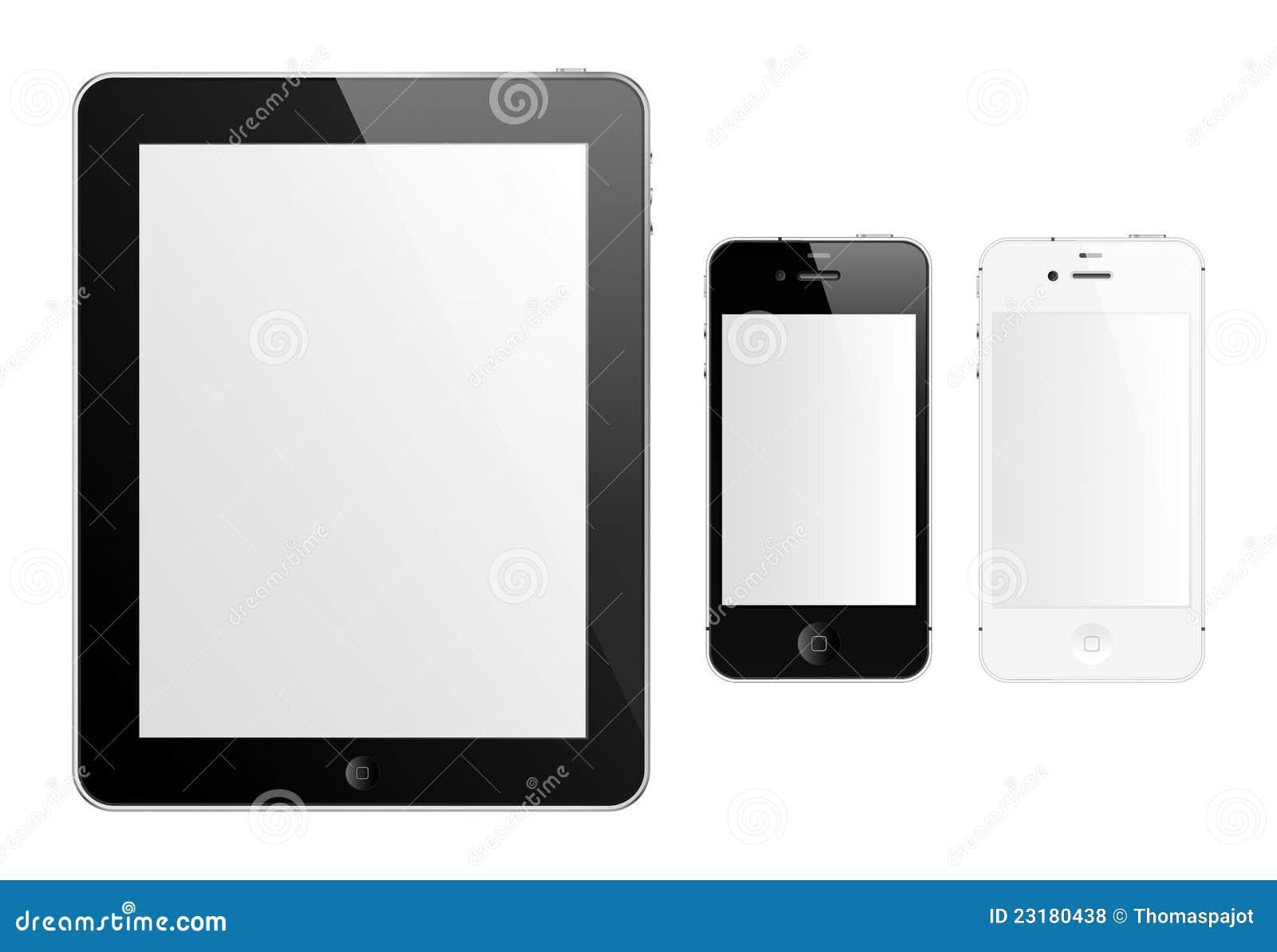 IPad 2 et iPhone 4S