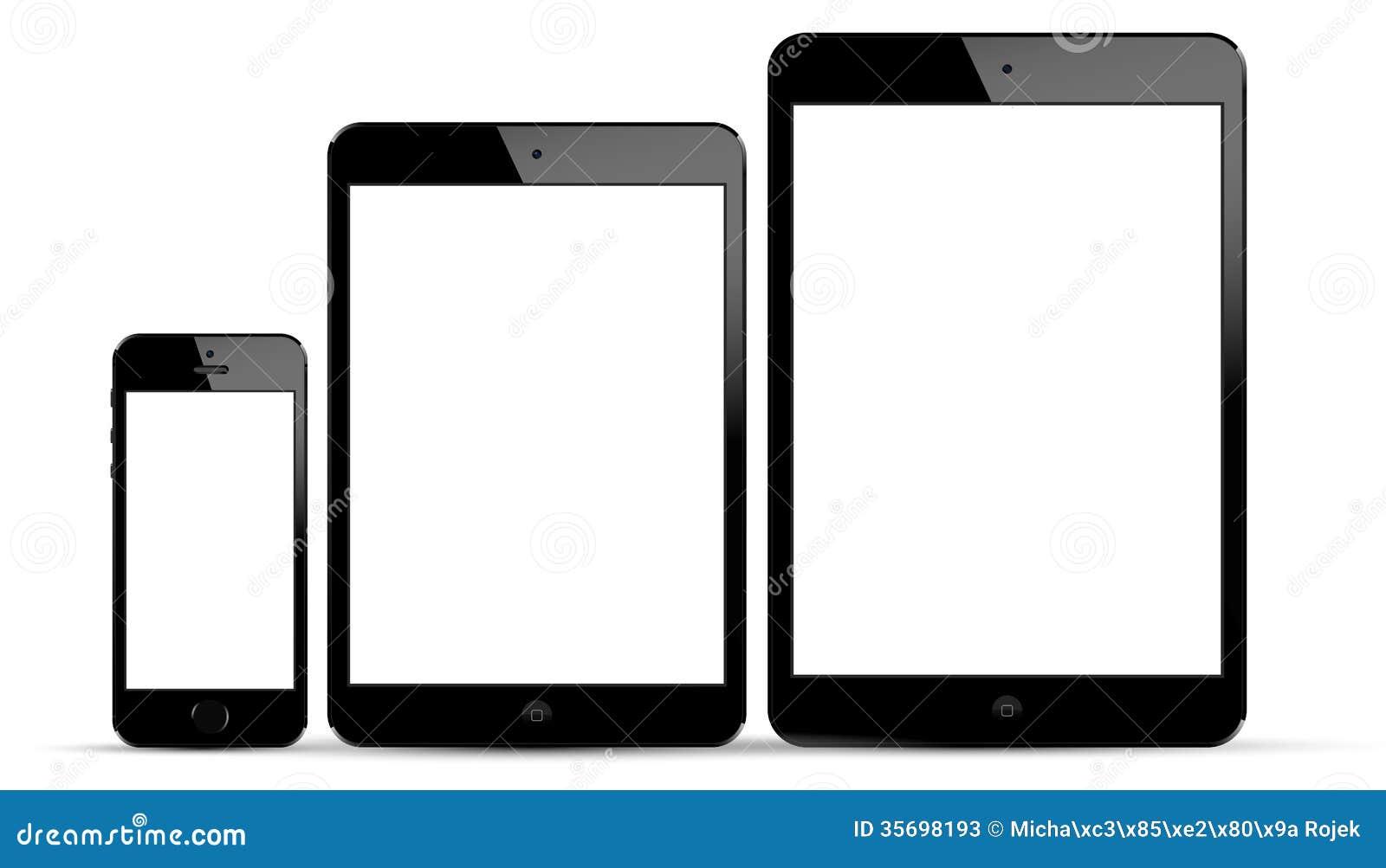 IPad luft, ny iPadkortkort och iPhone 5s