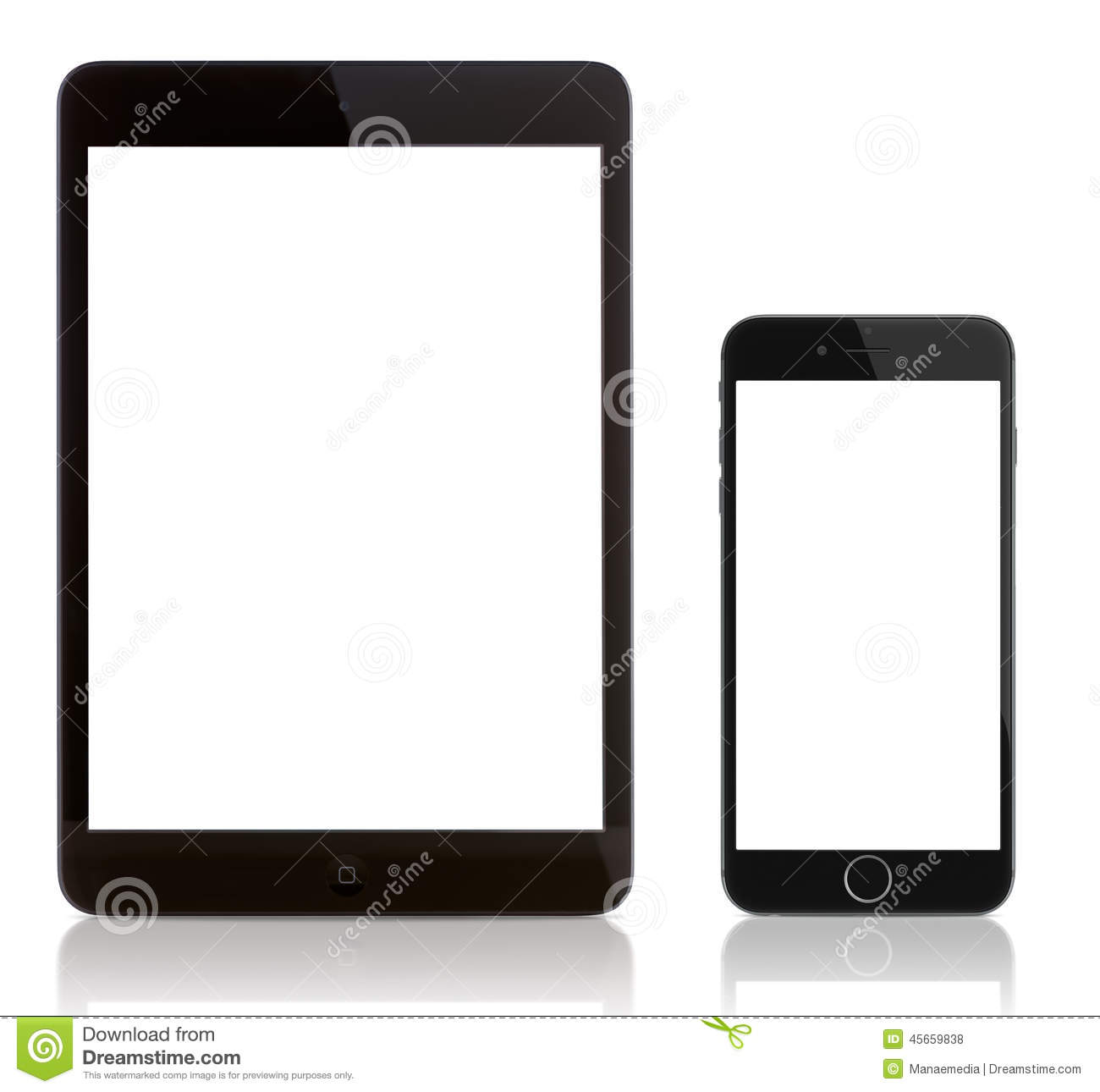 brand new ae810 6d496 IPad Mini and iPhone 6 editorial stock photo. Image of display ...