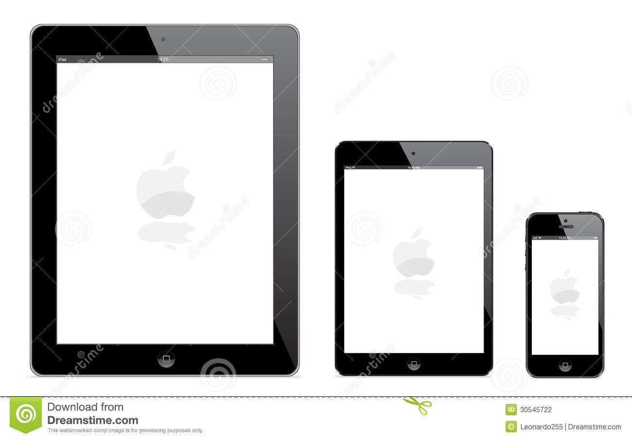 IPad 4, nowy iPad Mini i iPhone 5,
