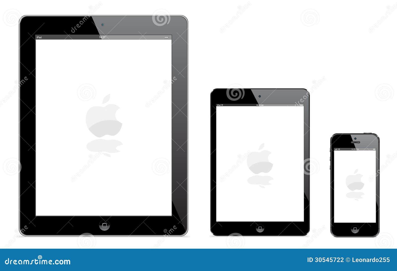 IPad 4, nuevo iPad mini e iPhone 5